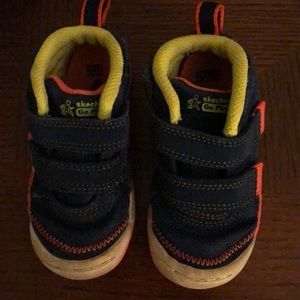 Skechers Go Play toddler boys size 6.5 sneakers